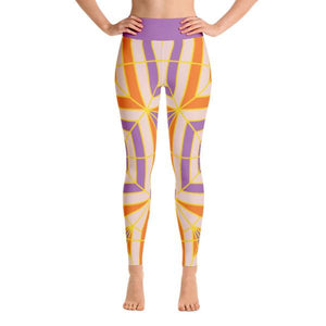 YOGA LEGGINGS – DREAM WEAVER-Philipp Sidler-Mercantile Americana