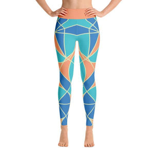 YOGA LEGGINGS – SLOW MOOD-Philipp Sidler-Mercantile Americana