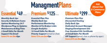 Management Plans / monthly
