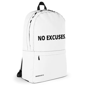 No Excuses. - Backpack