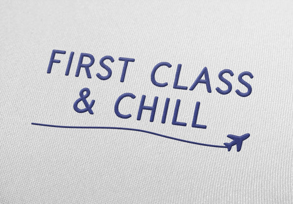 First Class & Chill Hoodie