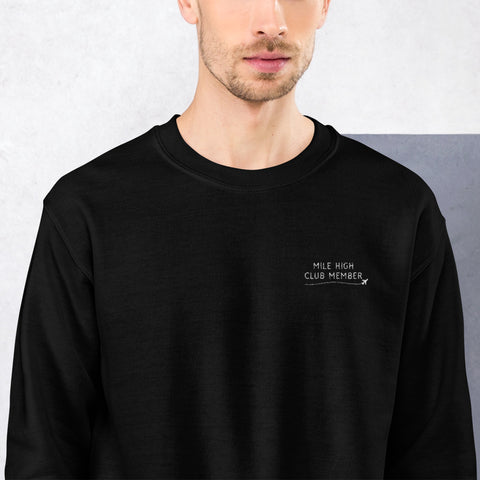 Mile High Club Member Sweatshirt