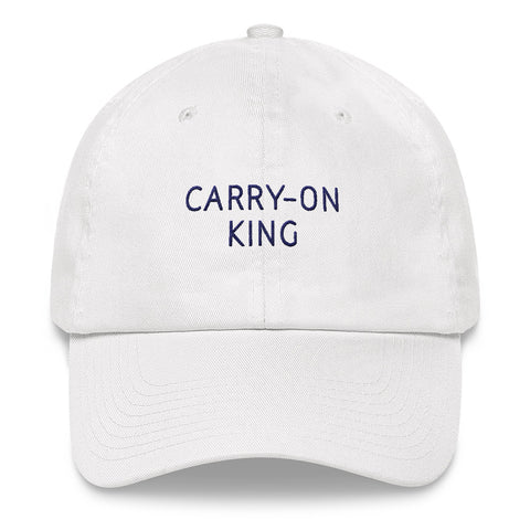 Carry-On King Dad Hat