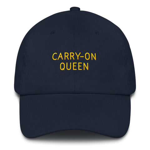 Carry-On Queen Dad Hat