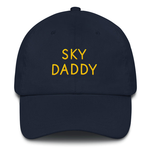 Sky Daddy Dad Hat