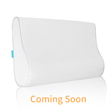 NeoCloud Contour Pillow