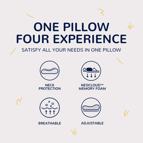 Selling Point of Adjustable Pillow