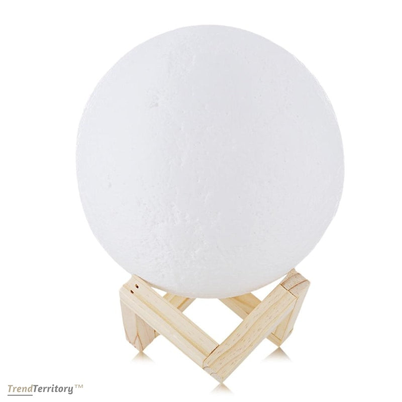Home Decor Moon Lamp Gadgets