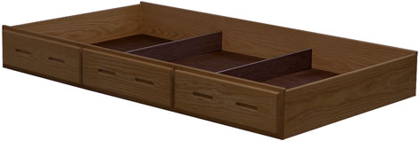 Trundle drawer