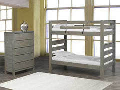 TimberFrame bunk bed