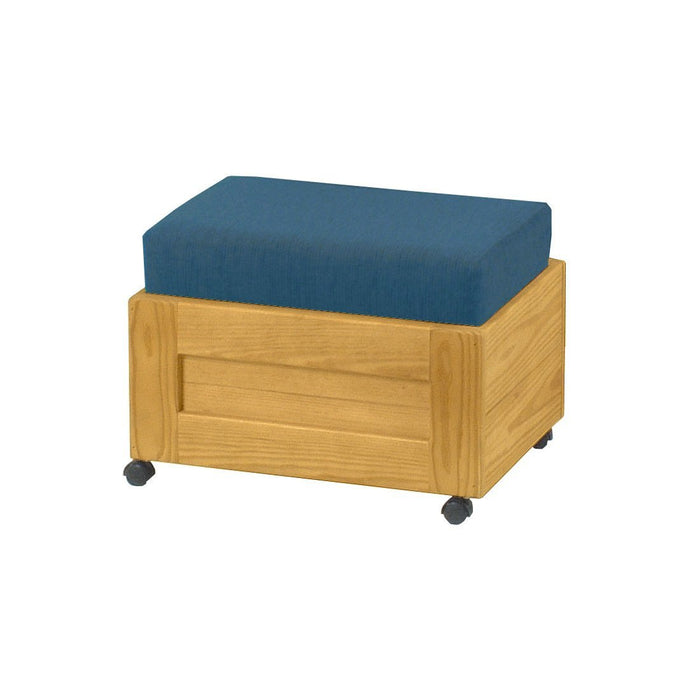 Storage Ottoman - Foundation Fabric