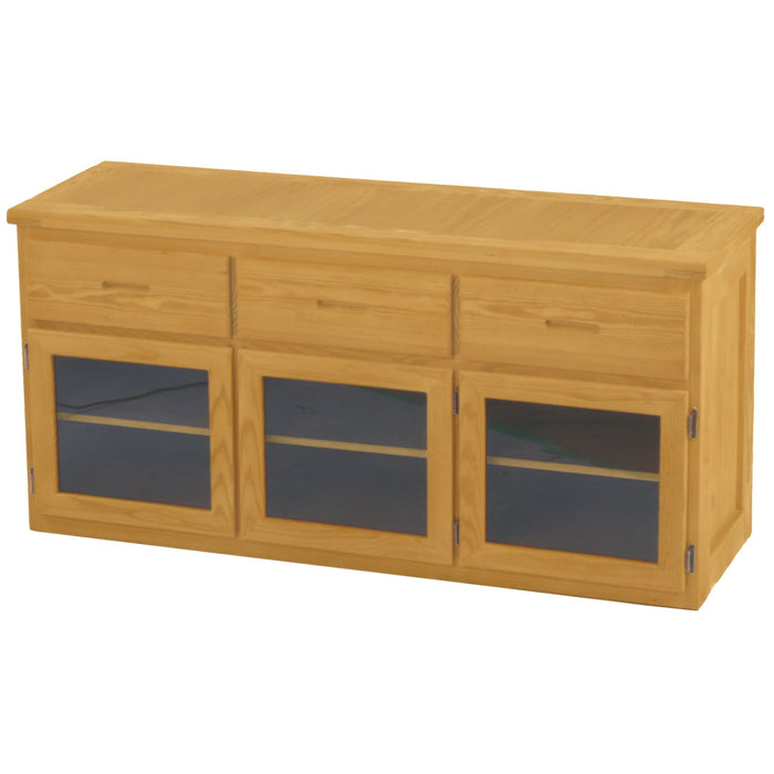 Media credenza, 62in wide