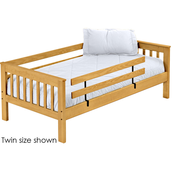 Mission upper bunk bed. Twin size.