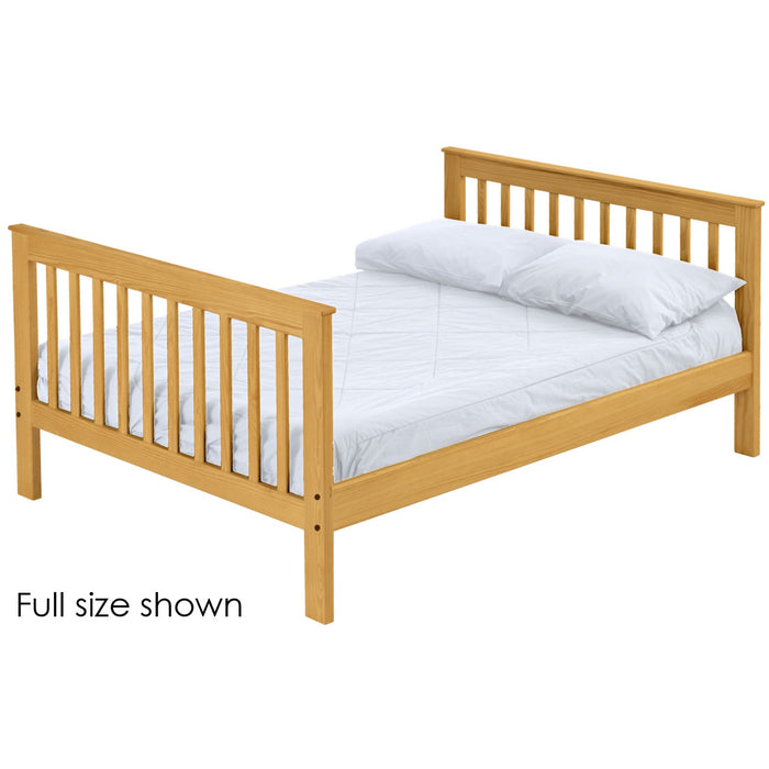 Mission lower bunk bed. Queen size.