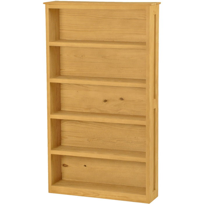 Bookcase, 42in Wide, 73in Tall