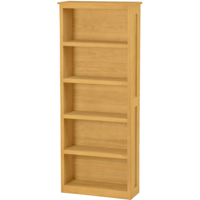 Bookcase. 30in wide, 73in tall