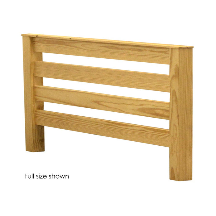 Headboard, TimberFrame style. Choose from 6 colours & 3 widths.