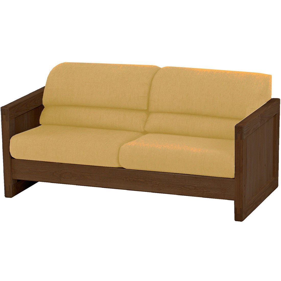 Pleasing Loveseat Large 65In Attached Back Cushions Austin Engineered Leather Pdpeps Interior Chair Design Pdpepsorg