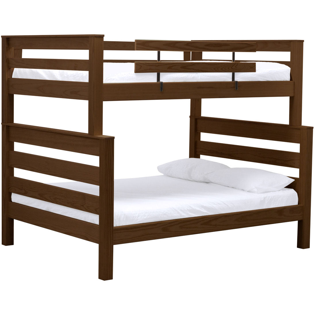 Picture of: Timberframe Bunk Bed Fullxl Over Queen Crate Designs Furniture
