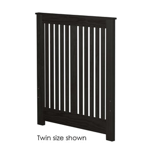 Headboard, Shaker Style, Twin Size. Choose from 6 Colours & 5 Heights.