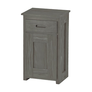 Petite night stand with drawer