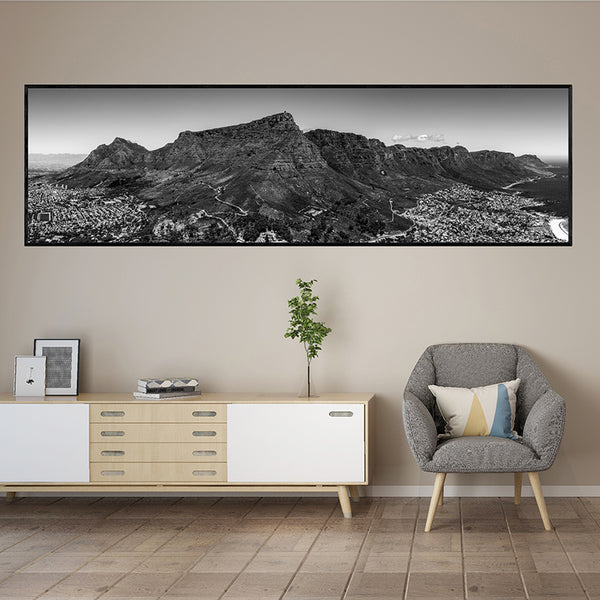 Mountain-Canvas-Painting-Black-and-White-Artwork-for-Wall-Printer