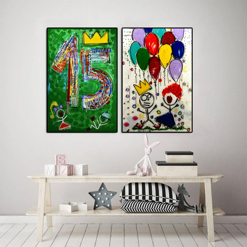 Abstract-Graffiti-Toto-Fifteen-Wall-Art-Canvas-Poster-Nursery-Decor