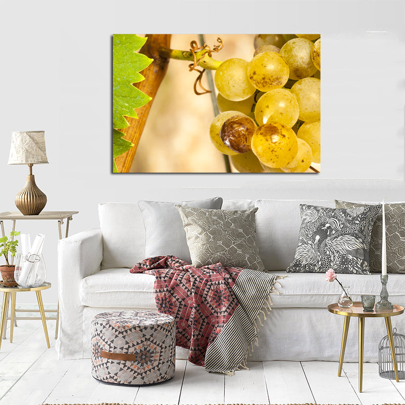 Fruit-Grape-Kitchen-Dining-Room-Poster-Decor-Wall-Art-Canvas-Print