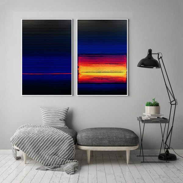 Minimalist-Abstract-Line-Art-Prints-Aesthetic-Wall-Poster-on-Canvas