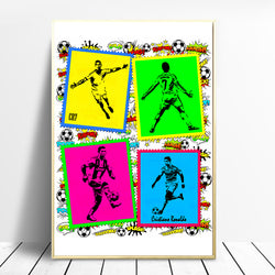 Football-Sport-Star-Cristiano-Ronaldo-Poster-Canvas-Wall-Art-Picture