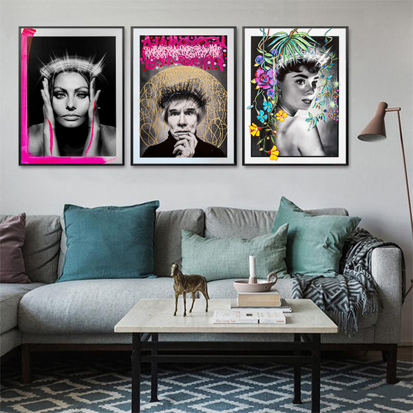 Women-Portrait-Modern-Digital-Print-Wall-Art-Canvas-for-Home-Decor