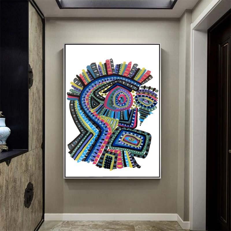 Abstract-Modern-Graffiti-Canvas-Painting-Wall-Art-Print-Poster