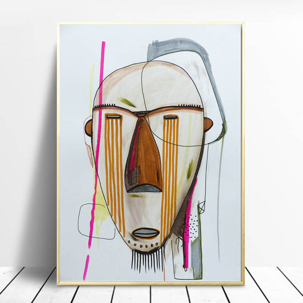 Abstract-Artwork-Modern-Art-Print-by-Tarek on-Canvas- Wall-Art-Poster