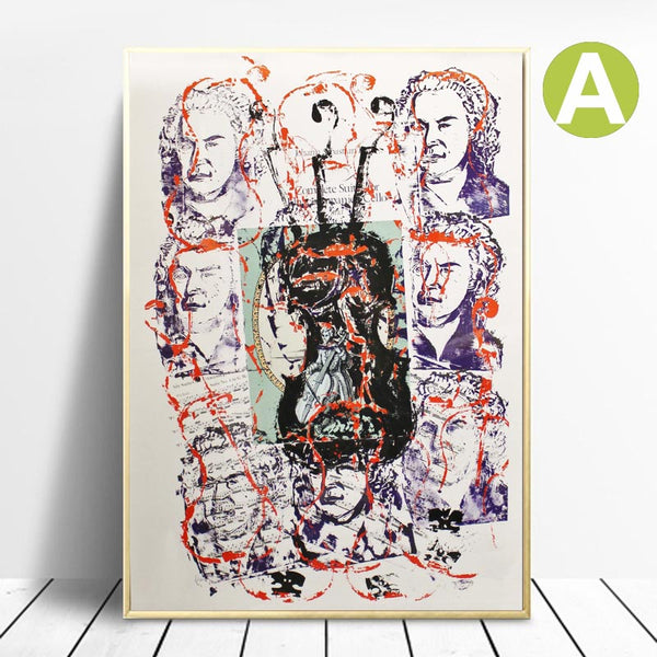 Art-for-sale-Wall-Art-Prints-poster-on-canvas-by-French-Artist-Arman