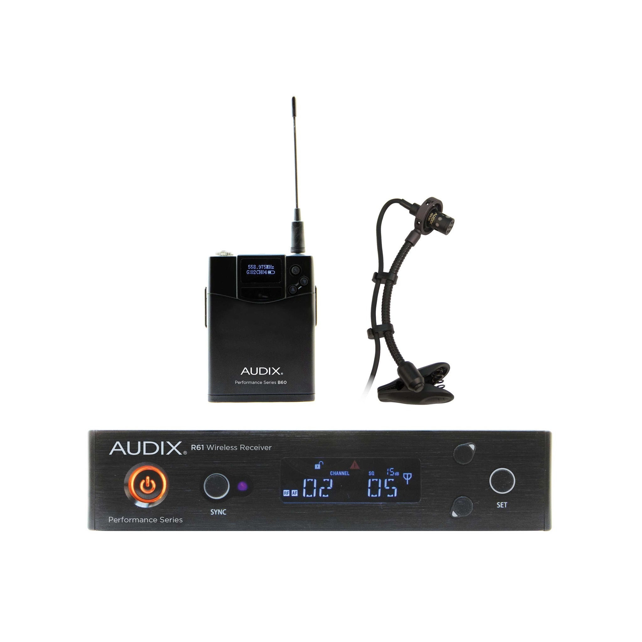 Audix AP61 SAX Wireless System