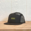 LELE 5 Panel / Trucker - black