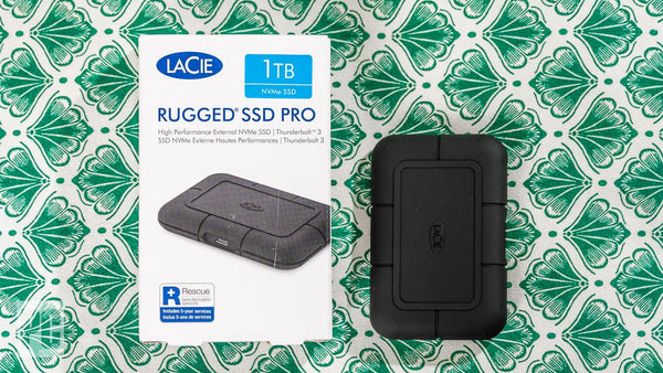 LaCie Rugged SSD PRO Chosen as PCMag.com Editors' Choice