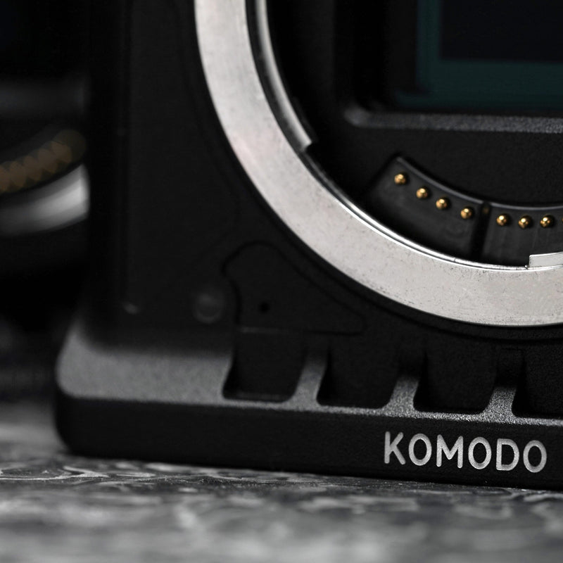 RED Teases Komodo 6K Sensor and Other Features