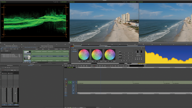 Avid Media Composer First Gives You Pro Editing Tools for Free