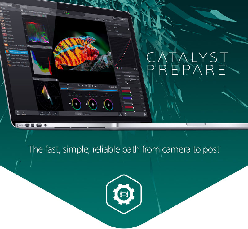 Sony to introduce new Catalyst Production Suite at NAB 2015