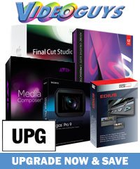Now is the Time to UPGRADE to the latest video editing software