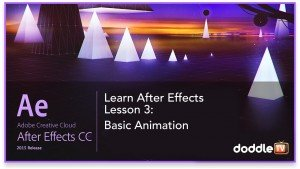 Basic Animation Lesson with After Effects