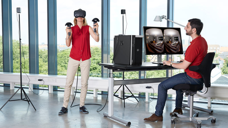 Dell and Adobe Working Together to Bring VR Creation to the Masses