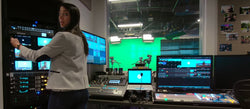 NewTek TriCaster and SNS EVO power Microsoft's Channel 9 Studio