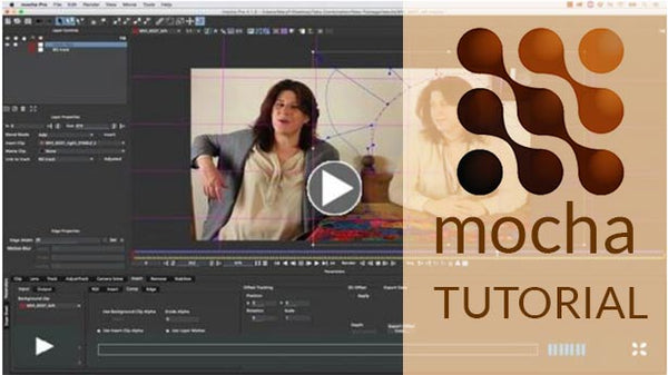 mocha Pro Tutorial: Seamless Take Combination