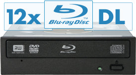 Pioneer Launches First 12x Blu-ray Disc Writer