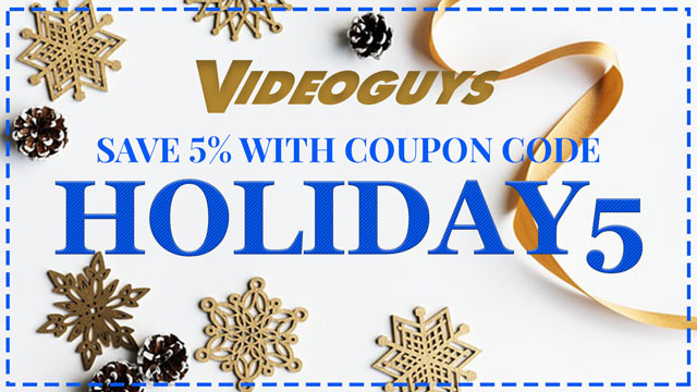 Holiday Specials Roundup!