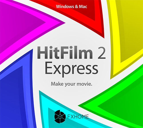 Get HitFilm 2 Express for just $5.00 plus $55 off HitFilm 3 Pro!