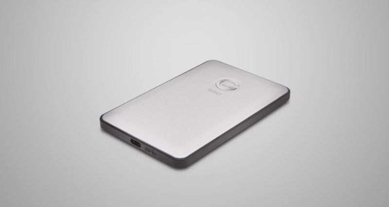 Introducing G-Technology's Portable G-DRIVE Slim SSD