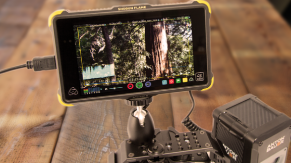 Shogun Flame: Atomos User Story